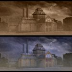 Portfolio laurent gosselin : modeling 3Dsmax
