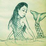 Portfolio laurent gosselin : Mermaid